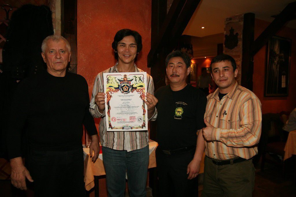 GM Mikhail Kim, Lubomir Vracherevich, Don Dragon Wilson