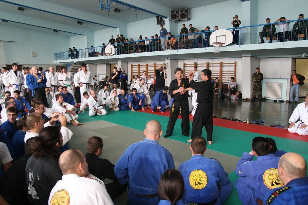 Jeet Kune Do Seminare by GM Mikhail Kim